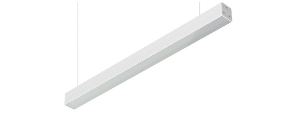 Halla Lighting LDL2-M-1402-4K half clear